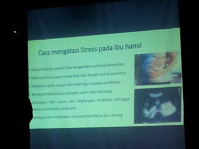 cara mengatasi stres pada ibu hamil