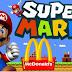 Super Mario está de volta ao McDonald's
