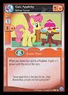 My Little Pony Gala Appleby, Refined Farmer Premiere CCG Card