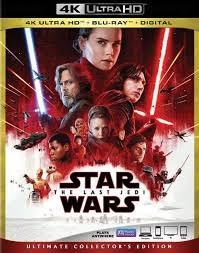Star Wars : Les Derniers Jedi 4K Ultra HD