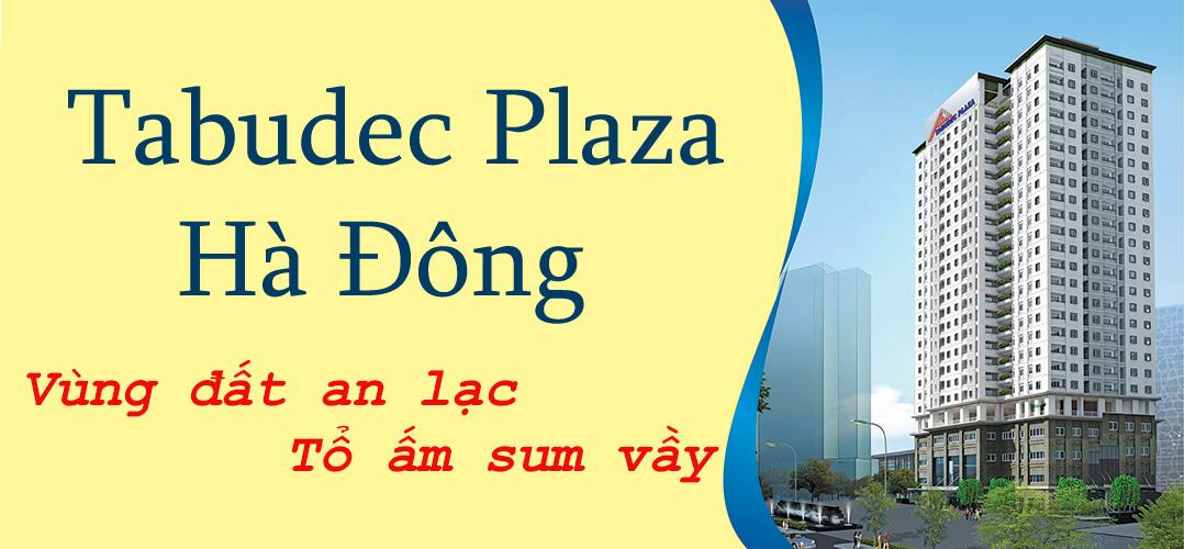 dự án tabudec plaza