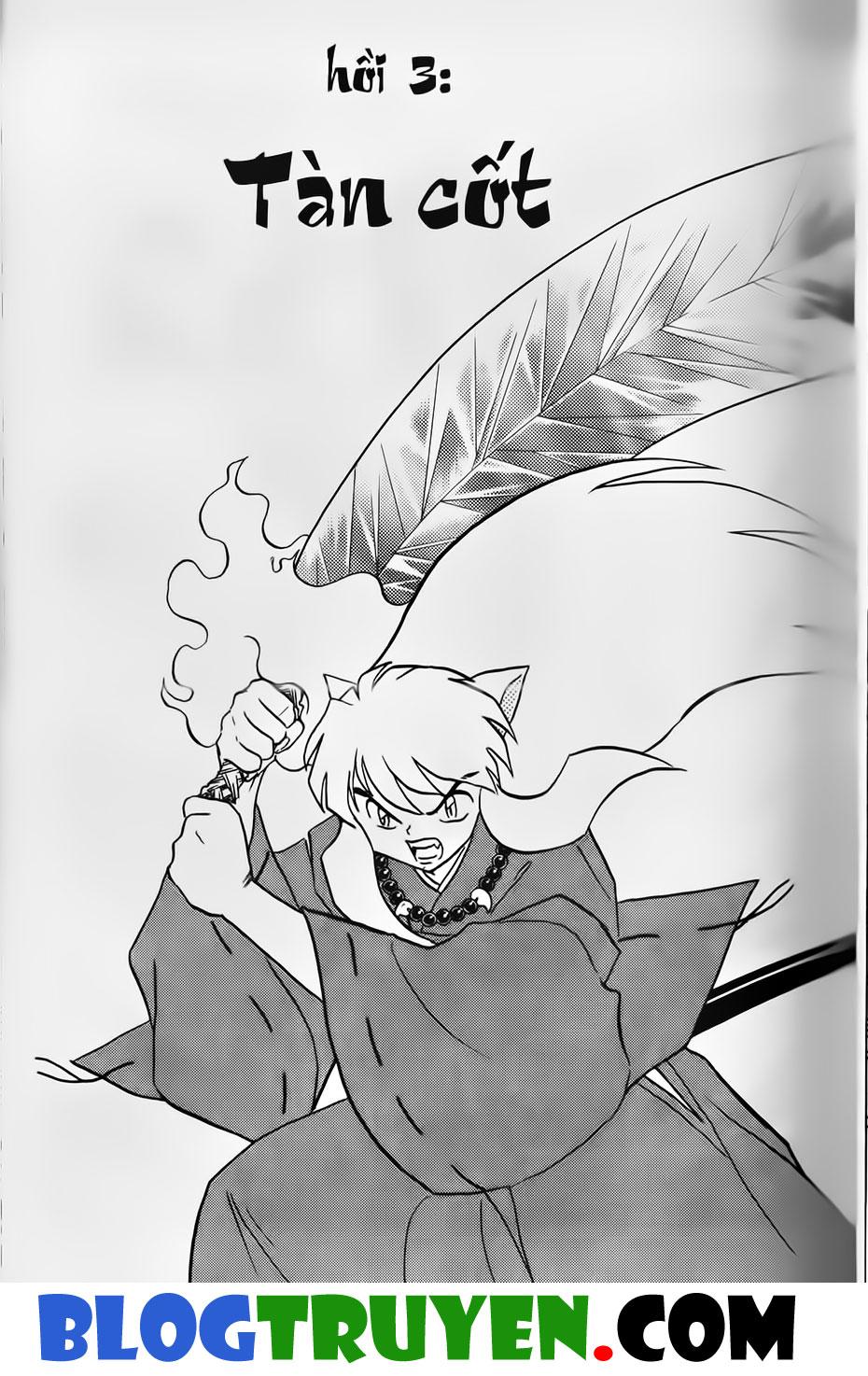 Inuyasha vol 35.3 trang 2