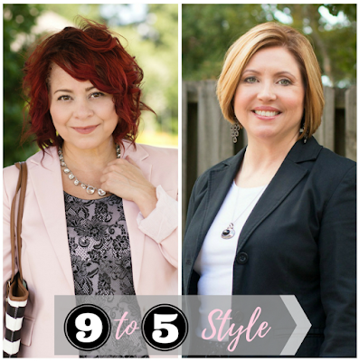 9 to 5 Style – Hot Pink Blazer