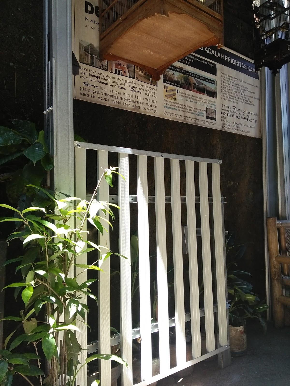 Gambar Pagar Rumah Dari Baja Ringan Desain Rumah