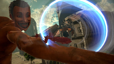 Attack On Titan 2 Final Battle Game Screenshot 4