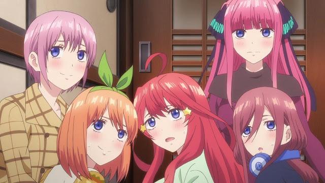 Go-Toubun no Hanayome Season 2: Apakah akan Dirilis?