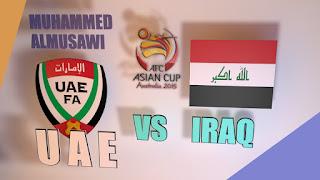 العراق متقدم على الأمارات بهدف واحد حتى الدقيقة 70 الأن بث مباشر الجولة الثالثة تصفيات كأس العالم