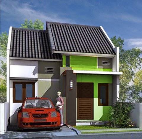 Konsep Rumah Minimalis Type 36