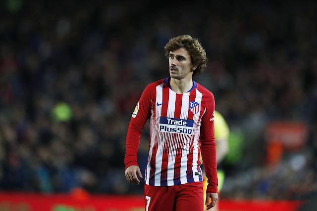 «Атлетико» рассматривает двух футболистов в качестве замены Гризманну