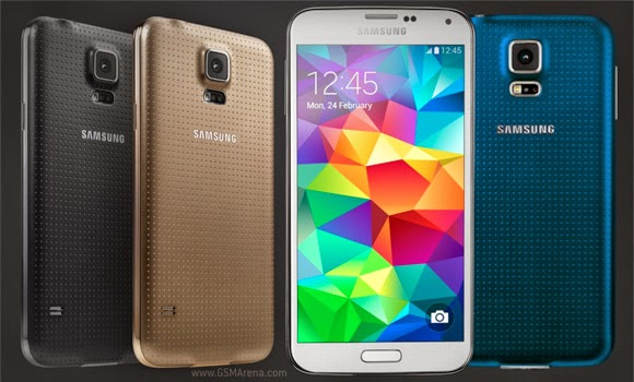 Harga Samsung Galaxy S5 Plus