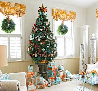 decoraciones navideñas bonitas y sin prisa