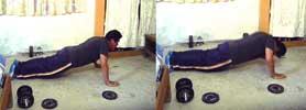 Rutina en casa para quemar grasa y ganar músculo