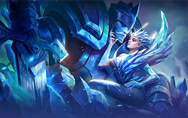 gambar mobile legends aurora