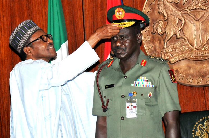List of senior military officers retired by the Federal Government