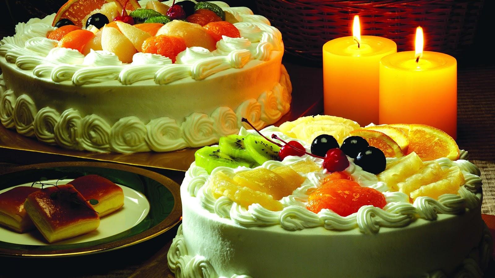 картинки на рабочий стол торты