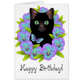 happy birthday cat ballou