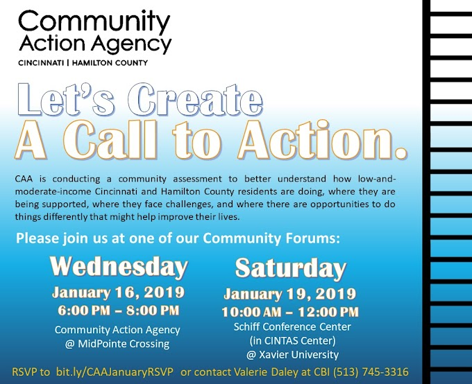 Saturday's Community Forums Rescheduled Due to Weather