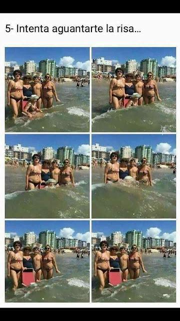 foto, playa, ola, silla
