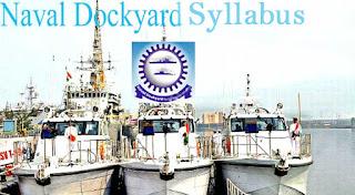 Naval Dockyard Syllabus