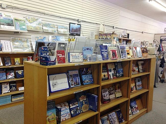 SCUTTLEBUTT - Nautical Books and Bounty