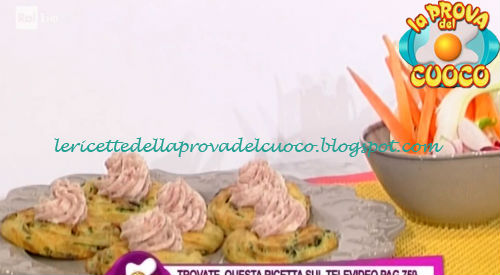 Ricetta dei Bocconcini toscani da La Prova del Cuoco