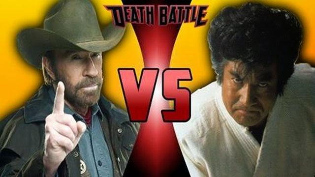 http://nerduai.blogspot.com.br/2015/03/death-battle-chuck-norris-vs-segata.html