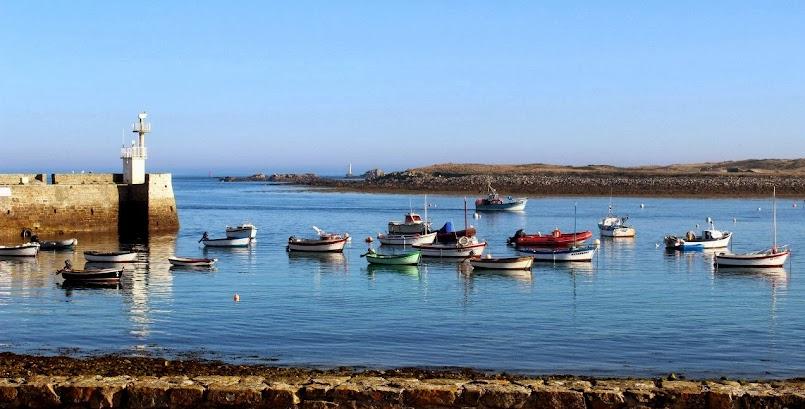 Wyspy Bretanii: Molène / Les îles bretonnes: Molène