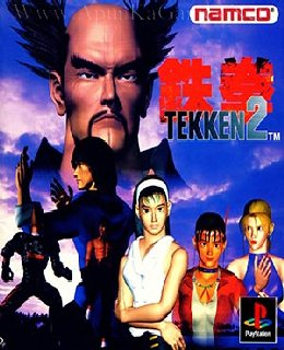 TAKKEN 2 Games List Cover Photo
