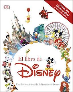 El Libro De Disney: Una Historia Ilustrada Del Mundo De Disney (LEGO)  PDF