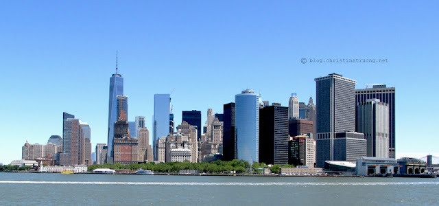 The Christina Truong Network. Through the Lens. Touring New York Photography Manhattan Skyline