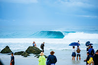 36 The lineup during the Quik Pro Quarter Finals on the Gold Coast Austraila quiksilver pro gold coast 2017 foto WSL Ed Sloane