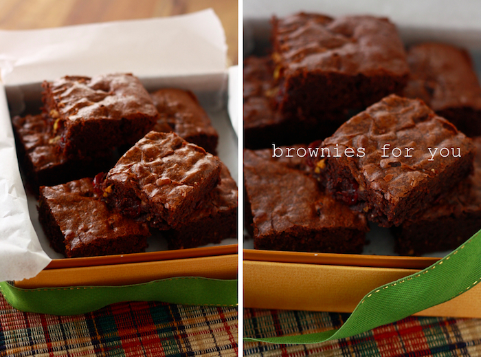 best brownie recipe with dark chocolate
