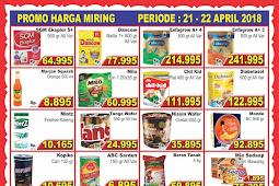 Katalog Promo ADA Pasar Swalayan Terbaru 21 - 22 April 2018