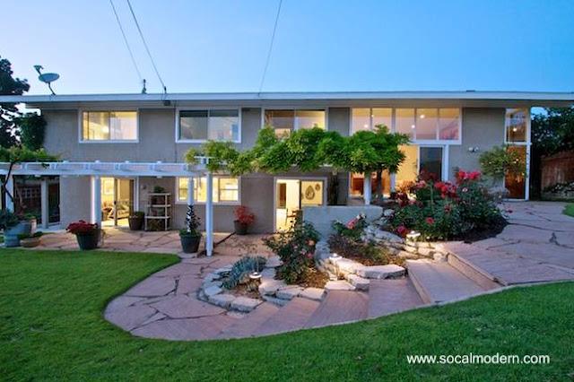 Residencia de estilo Mid Century en California - 1959