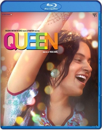 Queen 2014 Hindi 480p BluRay 400mb