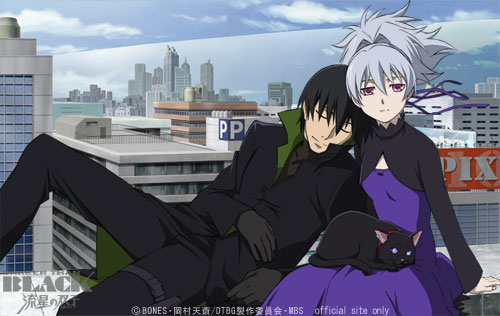Darker than Black OVA Sub Indo