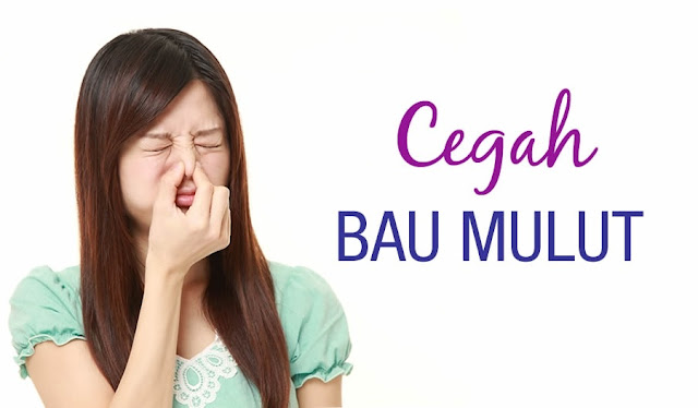 Makanan Penyegar  Bau Mulut Yang Mudah di Jumpai
