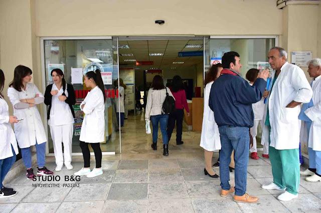Ανδριανός:  Προβλήματα αντιμετωπίζει η Νοσηλευτική Μονάδα Ναυπλίου