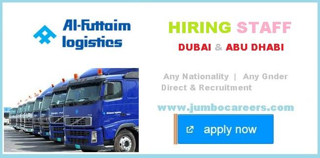 Latest Jobs At Al Futtaim Logistics Uae August 2019 Find Latest