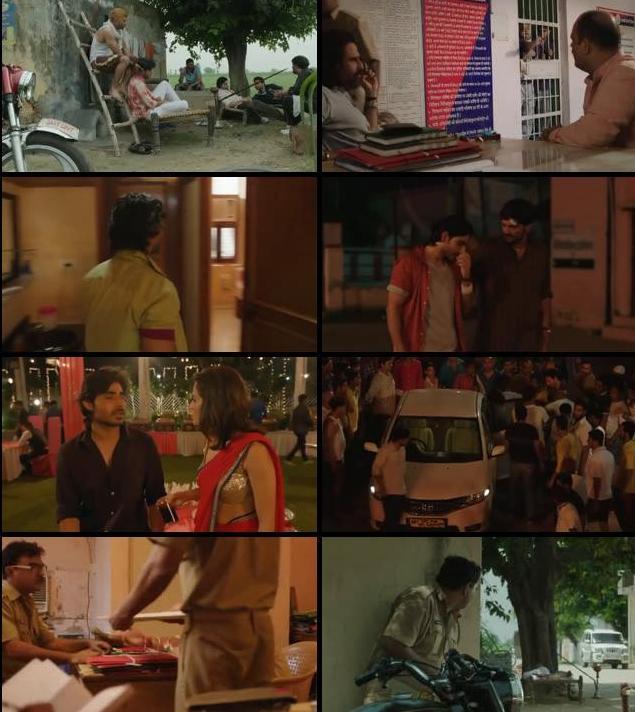 Meeruthiya Gangsters 2015 Hindi 480p HDRip