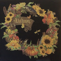 Seasons Album Cover Autumn Clare Charvill My Creative Spirit Graphic 45