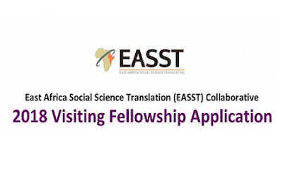 EASST Visiting Fellowship 2018 - Apply Now