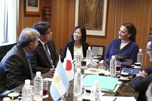 Reunión Toyota y Michetti