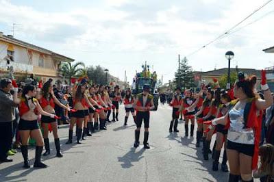Viu el Ritme, Carnaval 2017 Sant Jaume dels Domenys