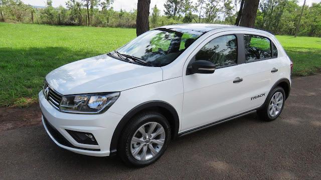 Volkswagen Gol - 3º carro mais vendido em Julho de 2017