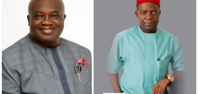 Otti takes Ikpeazu to the cleaners over mismanagement of Abia State funds