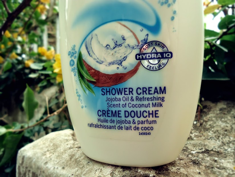 Coconut Cream Shower Cream by Nivea