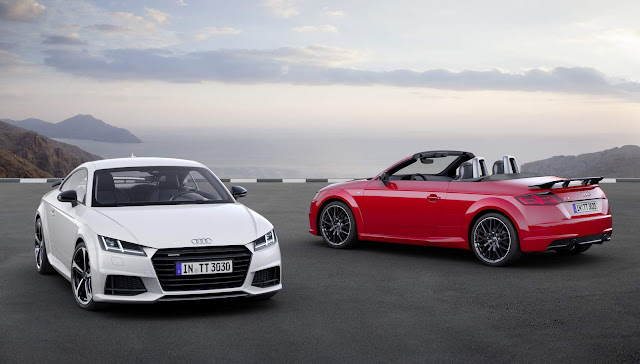 Audi TT S Competition