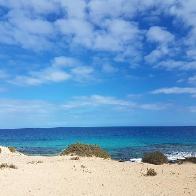 Ottobre a Fuerteventura