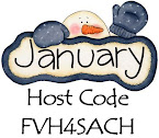January Hostess Code FVH4SACH